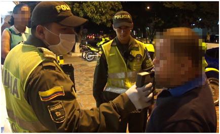81 conductores borrachos fueron sorprendidos durante el Carnaval de Barranquilla