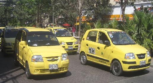 """Taxímetro que se instalará en Barranquilla no será """"muñeco"""": Movilidad"""